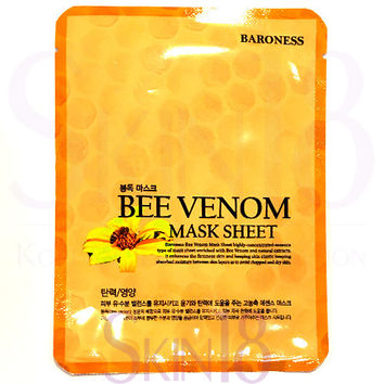 Baroness Bee Venom Mask Sheet  *exp.date 09/18
