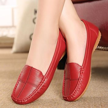 Soft Bottom Loafers