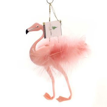 De Carlini PINK FLAMINGO Glass Italian Whimsical A2004