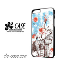 Sitting On Elephant DEAL-9628 Apple Phonecase Cover For Iphone 6/ 6S Plus