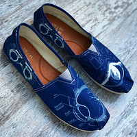 Optometry Casual Shoes