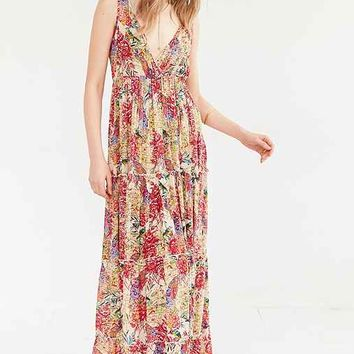Raga Birds Of Paradise Maxi Dress
