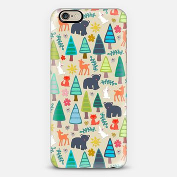 summer woodland iPhone 6 case by Sharon Turner | Casetify