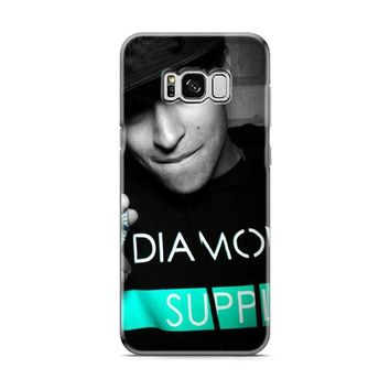 JAKE MILLER DIAMOND SUPPLY CO Samsung Galaxy S8 | Galaxy S8 Plus case