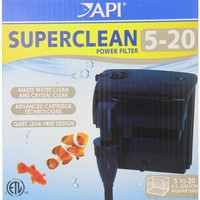 API SuperClean Power Filter, Size 5 to 20