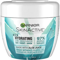 SkinActive Hydrating 3-in-1 Face Moisturizer with Aloe