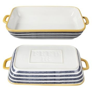 FEED for Target Bakeware - Med 100oz