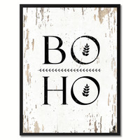 Boho  Quote Saying Gift Ideas Home Decor Wall Art