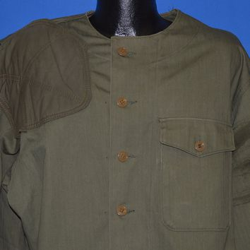 60s USMC Marksman Shooting Training Jacket Extra Large