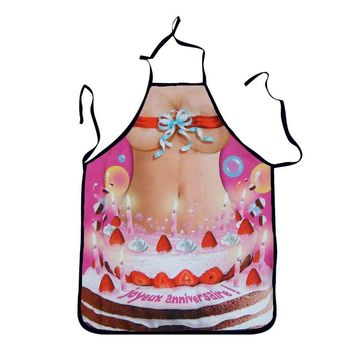 Special Cake Cooking Apron