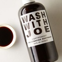 Wash With Joe Body Wash by Anthropologie in Brown Size: One Size Bath & Body