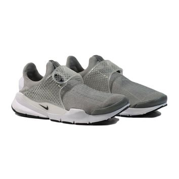 AUGUAU NIKE Sock Dart - Medium Grey/Black-White