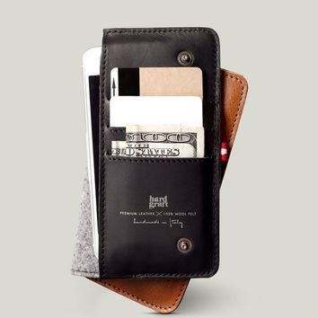 Mighty iPhone 5 Fold Wallet