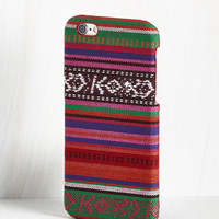 Boho Color ID iPhone 6, 6S Case by ModCloth