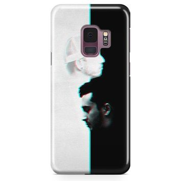 Twenty One Pilots Suicide Squad Samsung Galaxy S9 Plus Case | Casefantasy