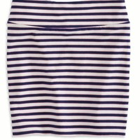 AEO Women's Striped Bodycon Mini