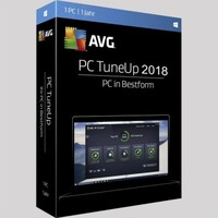 AVG PC TuneUp 2018 Crack + Product Key Full Free Download