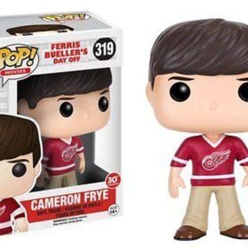 Funko Pop Movies: Ferris Bueller's Day Off - Cameron Frye Vinyl Figure