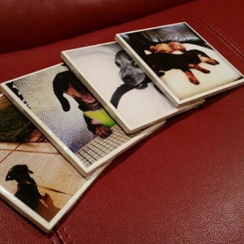 Personalized Coasters with Your Photos!