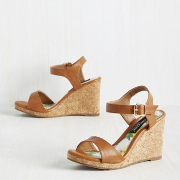 It's All for Chaud Wedge in Cognac