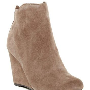 Dolce Vita | Gracie Wedge Bootie