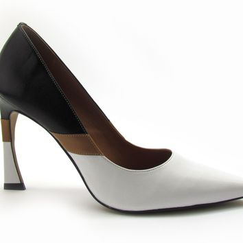 Multi-Color Scarpin High Heel - Werner