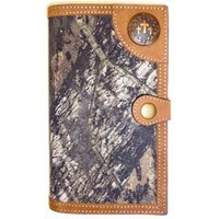 MF Western Leather Mossy Oak Camo Bible Cover - Small