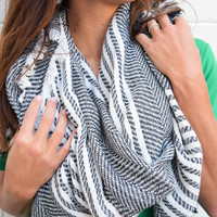 Northern Country Blanket Scarf