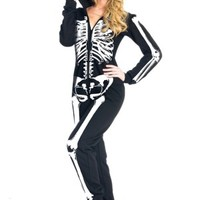 Glow in the Dark Skeleton Onesuit