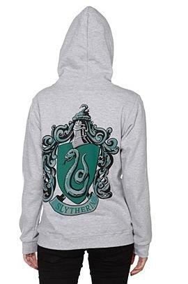 Harry Potter Slytherin Girls Hoodie From Hot Topic Epic