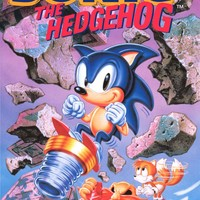 Sonic the Hedgehog Video Game Poster 24x36