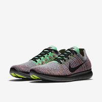 The Nike Free RN Flyknit Men's Running Shoe.