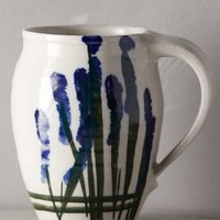 Prairie Blossoms Mug by Anthropologie Purple Mug/cup Mugs