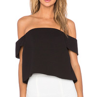 C/MEO The Palisades Top in Black