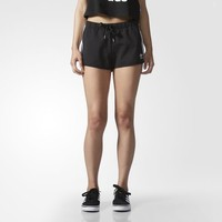 adidas Slim Shorts - Black | adidas US