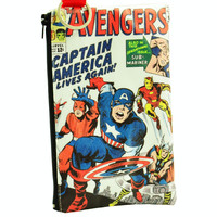 Marvel Avengers Zipper Pouch