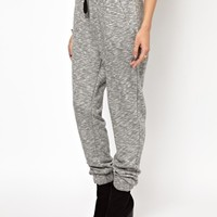 Noisy May Marl Sweat Pants at asos.com