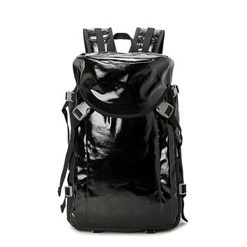 Men Backpack Casual Korean Travel Bags [4915469060]