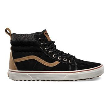 Vans SK8-Hi MTE (black/tobacco brown)