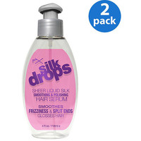 Walmart: Fx Special Effects Silk Drops Hair Serum 4 fl oz (Pack of 2)