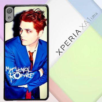 My Chemical Romance Gerard Z0266 Sony Xperia XA1 Ultra Case