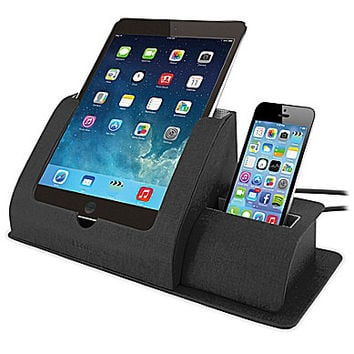iHome Smart Valet Universal Charging Valet For Tablets