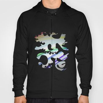 Broken Rainbow Hoody by Jveart