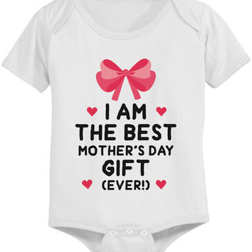 Best Mother's Day Gift Baby Onesuit