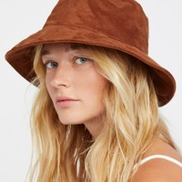 Free People Mickey Vegan Bucket Hat