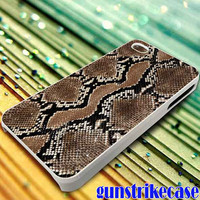 Python Snake Skin for iPhone, iPod, Samsung Galaxy, HTC One, Nexus **