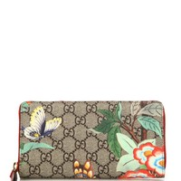Gucci Tian Zip-Around Wallet by Gucci