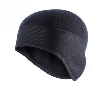 Unisex Ski Snowboard Cap Sweat Sport Cold Windproof Outdoor Sport for Hiking Running Women Men High Quality Windproof Cap