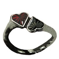 Alchemy UL17 Heart Ring - Buy Online at Grindstore.com