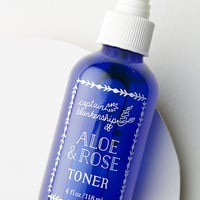 Captain Blankenship Aloe & Rose Toner